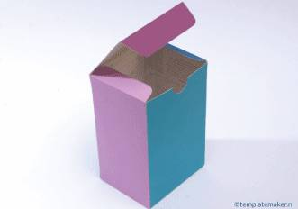 Example of Multi Sheet Box