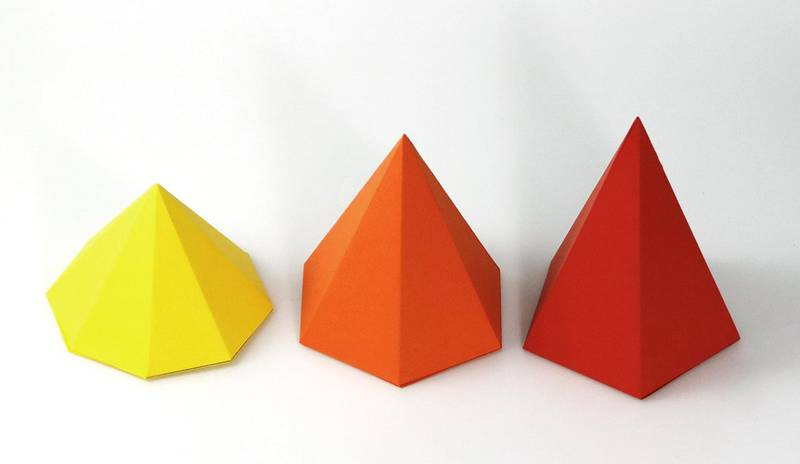 Example of Polygonal Pyramid