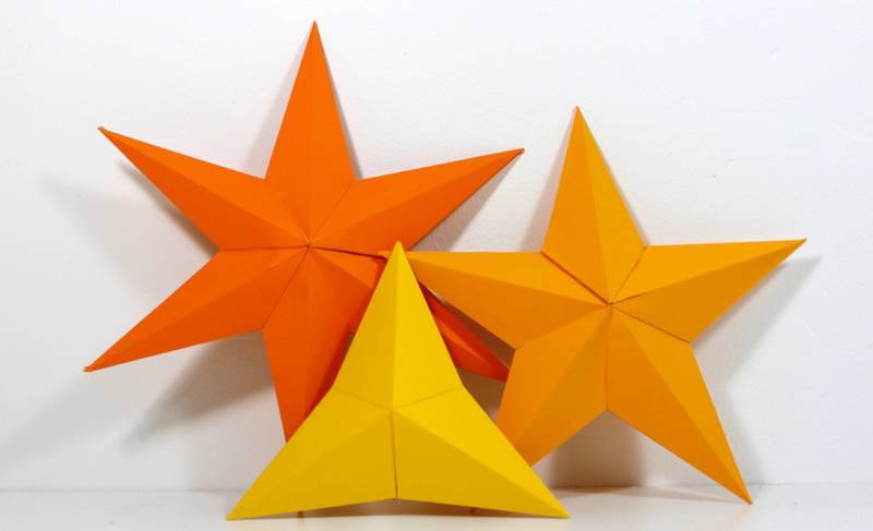 Example of Star Shape