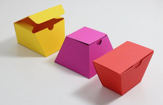 Example of Trapezoid Box
